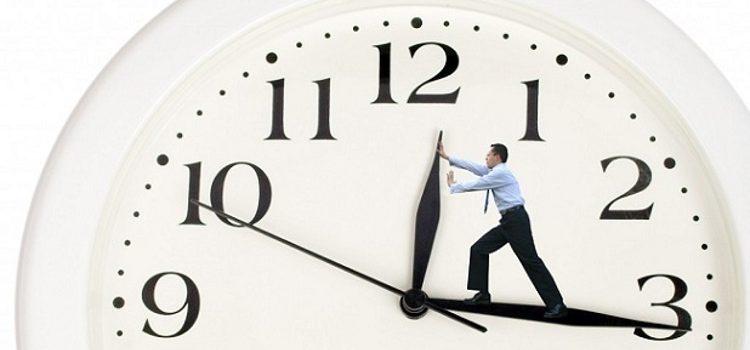 ۱۰ نکته برای مدیریت بهتر زمان و بالا بردن بهرهوری هنگام کار