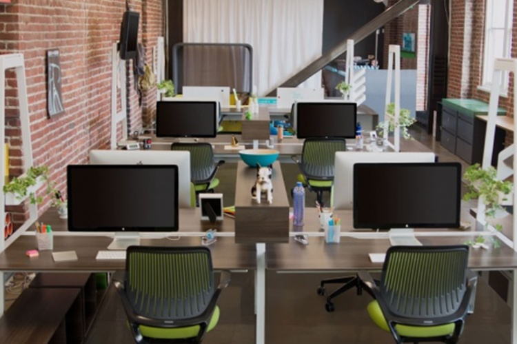 ۱۰ نکته در طراحی محل کار برای افزایش خلاقیت و بهره وری کارکنان