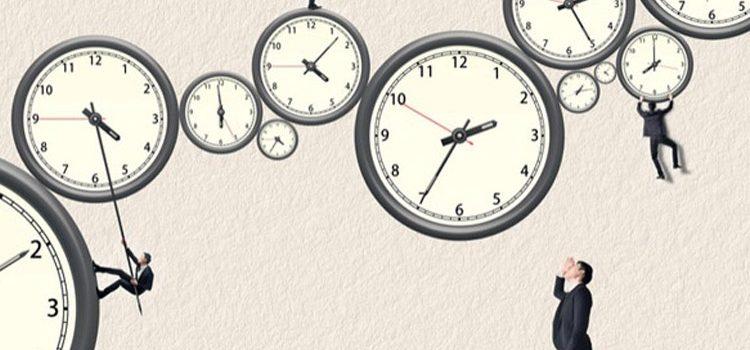 ۱۰ نکته کاربردی برای مدیریت زمان